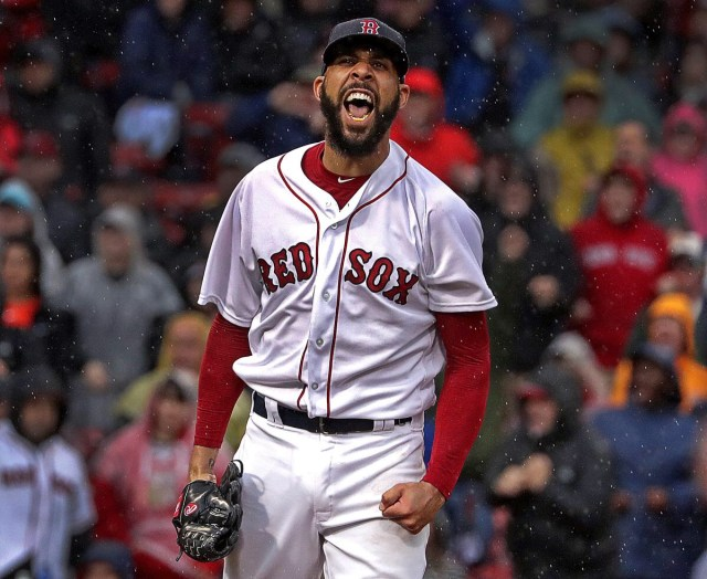 The Red Sox Continue to Win Everything as David Price Collects Comeback Player of the Year