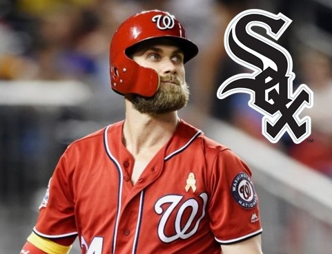 Dear Bryce, Come to the White Sox