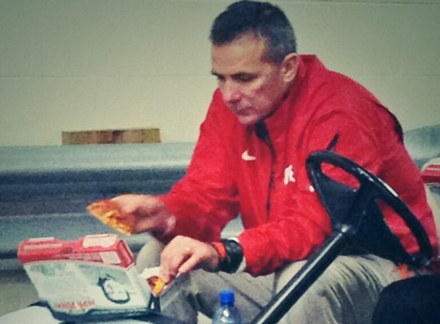"""Urban Meyer Will """"Retire"""" From Ohio State After The Rose Bowl"""