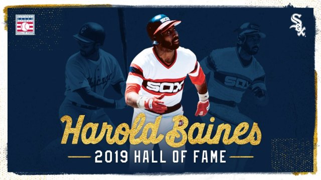 Congrats, Harold Baines! (And read up, Bryce & Manny)