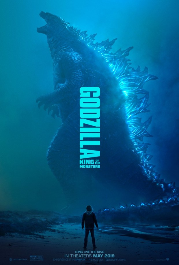 """Gear up for a """"Clash of the Titans""""! It's the """"Godzilla: King of Monsters"""" trailer!"""