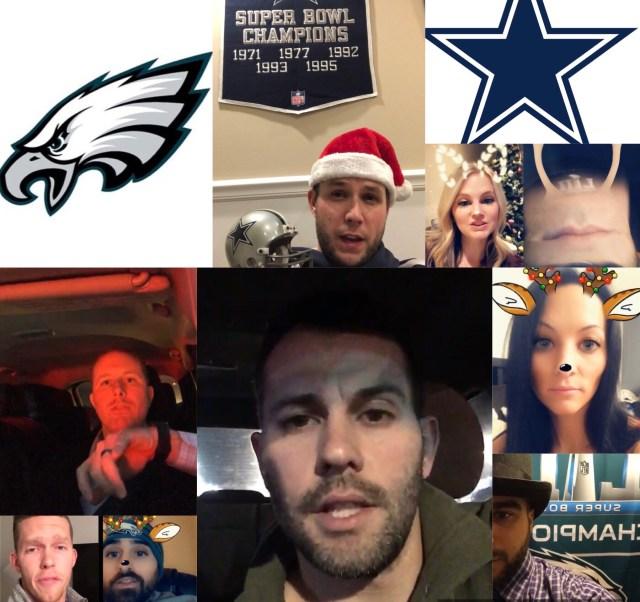 Football Friday:  Branded Breakdown of Cowboys Eagles!