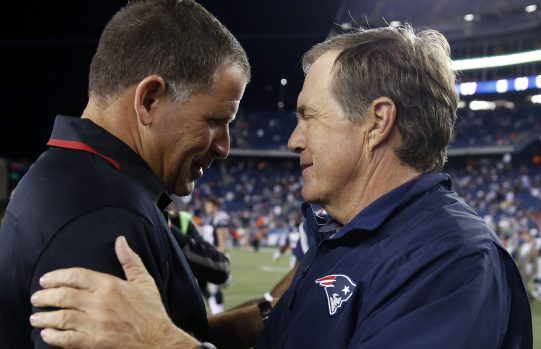 Patriots to Bring in Greg Schiano as New Defensive Coordinator for Some Reason