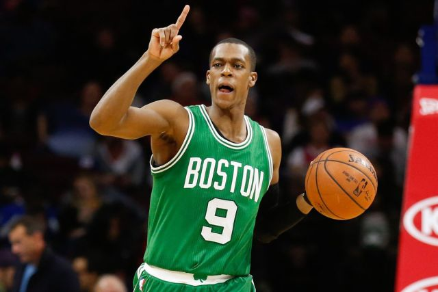 Rondo is Making His First Appearance in Boston as a Laker Thursday Night