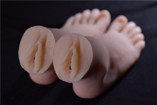 Today In Foot Fetish News: Foot Fetish People Can Now Buy Silicone Feet With Built-In Vaginas