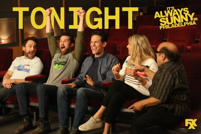 Always Sunny Tonight Will Be A New Edition To The Greatest Episode Ever