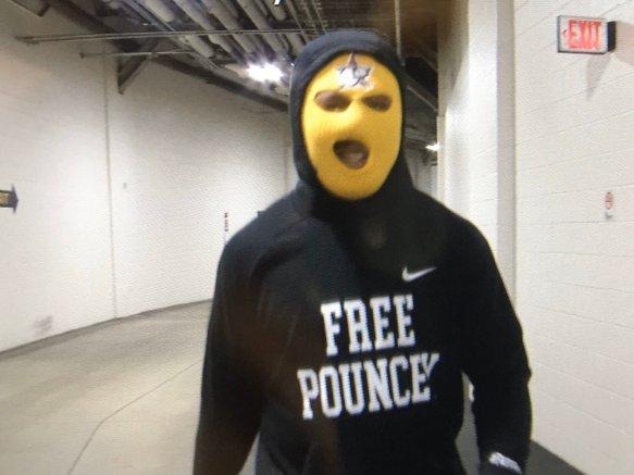 ski mask shirt