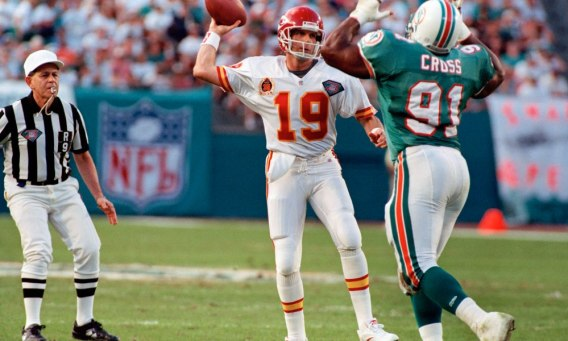 Chiefs Dolphins Football