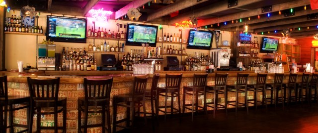 5 Things to Put on Bar TVs during this National Sports Ban