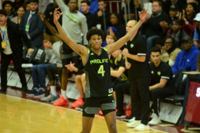 Number 1 HS Prospect, Jalen Green, Is Choosing Between College And The Pros