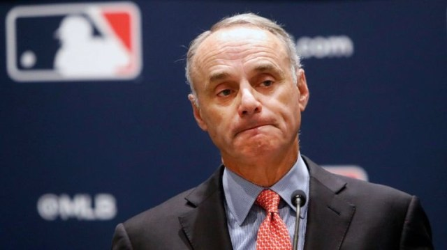 Rob Manfred And The MLB Botched This Whole Situation