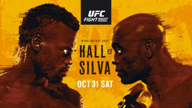 What to Expect From UFC Vegas 12: Hall vs Silva