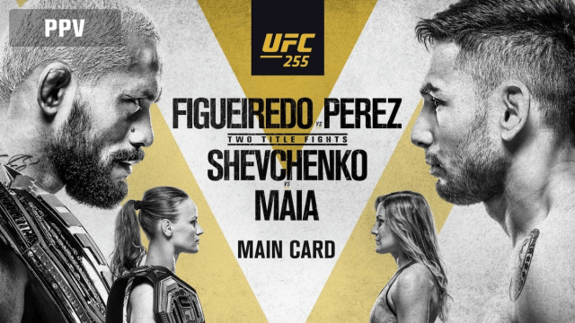 What To Expect From UFC 255: Figueiredo vs. Perez