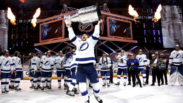 NHL Season Preview: Central Division