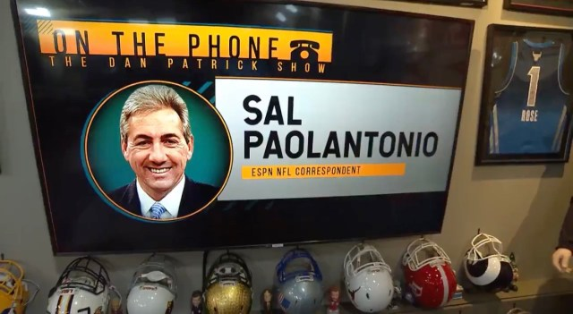 All Time Loser, Sal Paolantonio Is Opening An Investigation On The Eagles Loss Last Night
