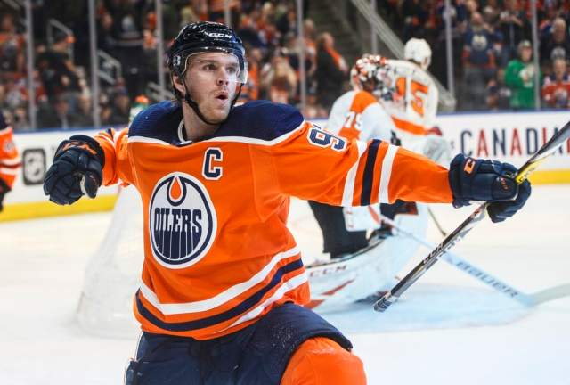 Connor McDavid Is This Generations Gretzky