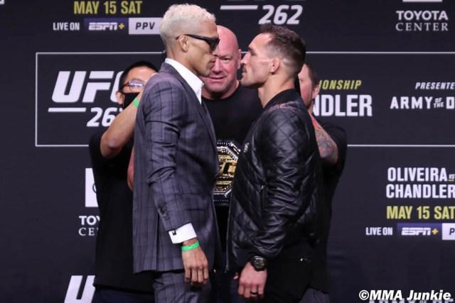 Breaking Down UFC 262: Oliveira vs Chandler