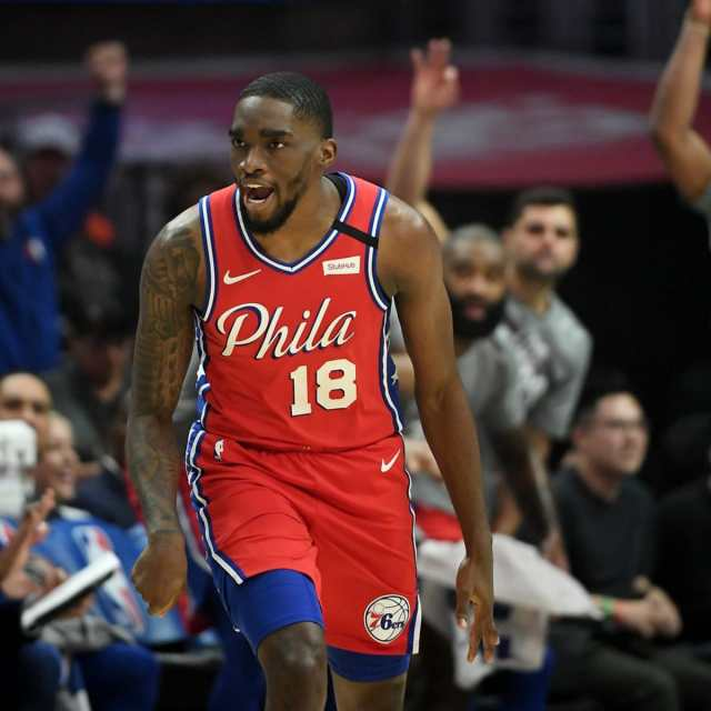 Down To Their Last Out, The Sixers Bench Comes Up Clutch
