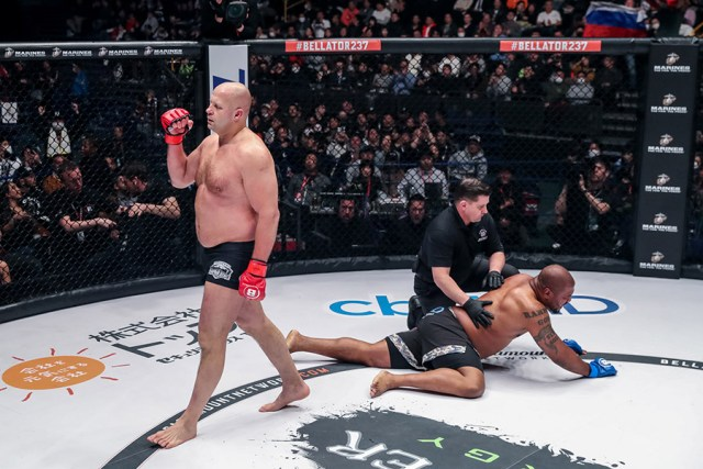 Heavyweight GOAT Fedor Emelianenko Slated To Return To Bellator Cage In October