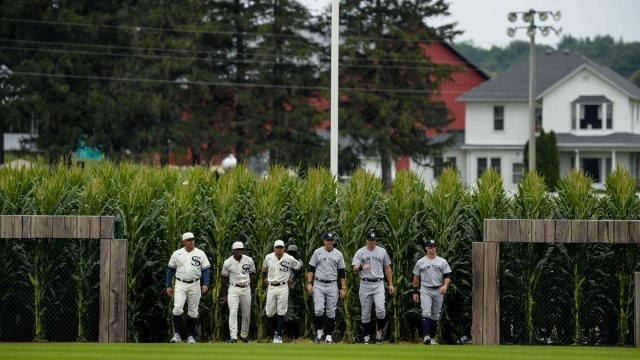 Field Of Dreams Game Was Everything We Could Hope For… And, More!