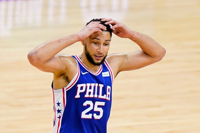 """Ben Simmons Vows To """"Never Play for the Sixers Again"""""""