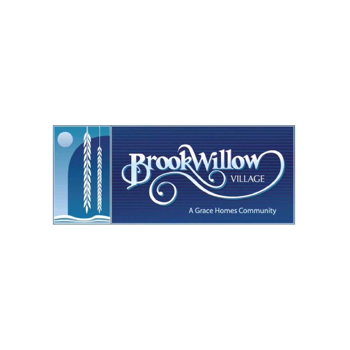BrookWillow Village Logo
