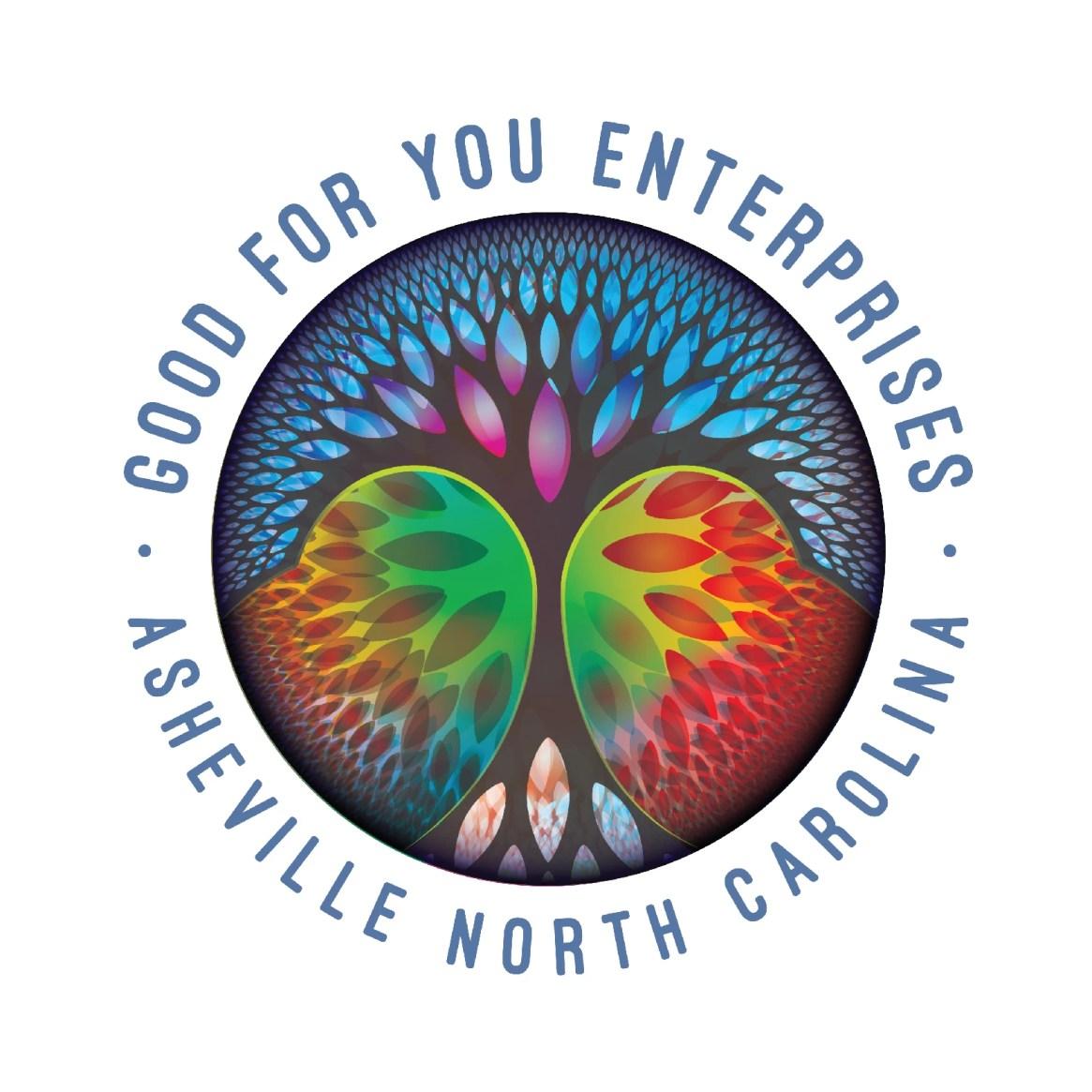 Good For You Enterprises Logo