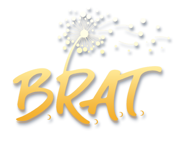 I am a military brat logo