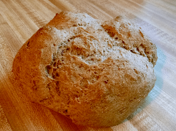 No-Knead Master Bread Recipe