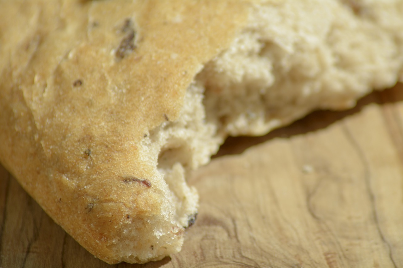 Baking Bread Without Yeast: Quick Bread with No Fermentation
