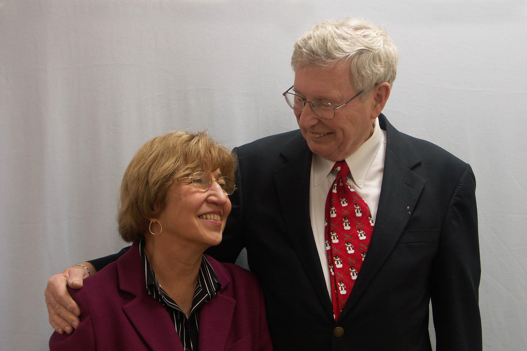 John & Donna Forringer