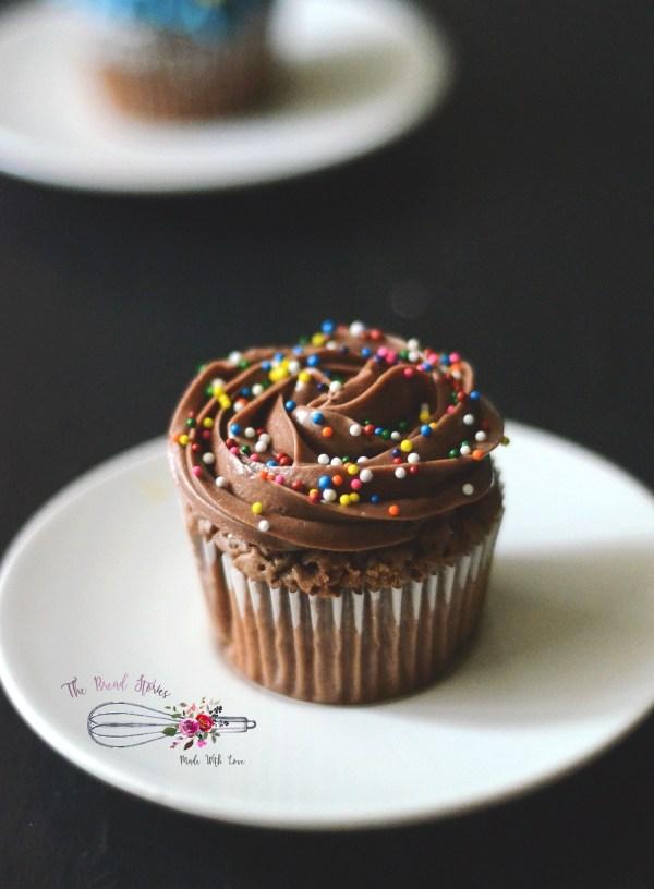 Best death by chocolate cupcake in kolkata