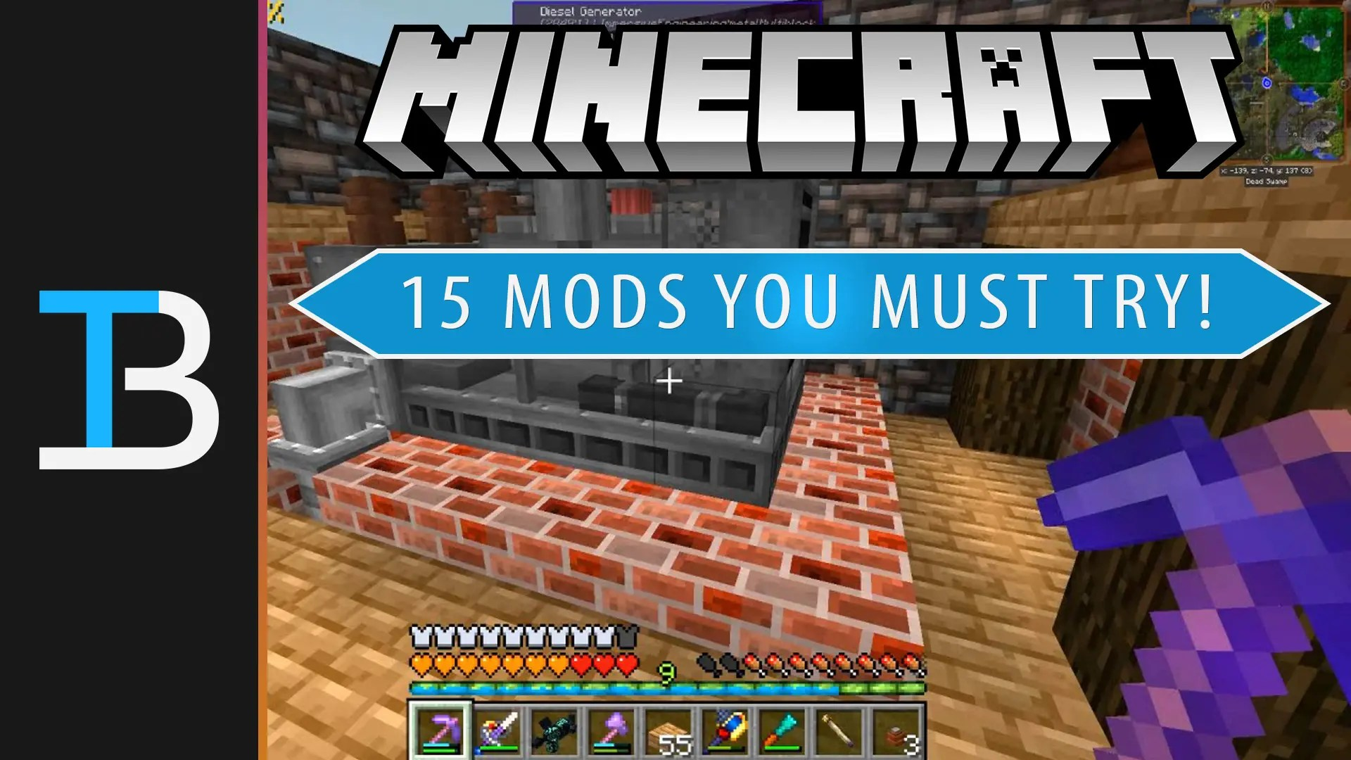 15 Mods For Minecraft 1 12 That You Must Play! - TheBreakdown xyz
