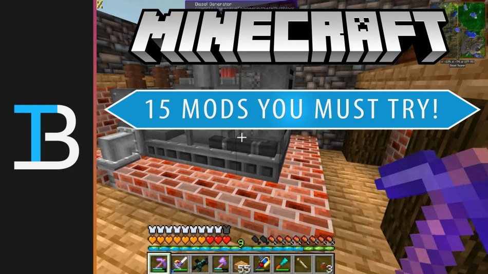 15 Mods For Minecraft 1.12 That You Must Play!