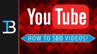 How To SEO YouTube Videos For Success