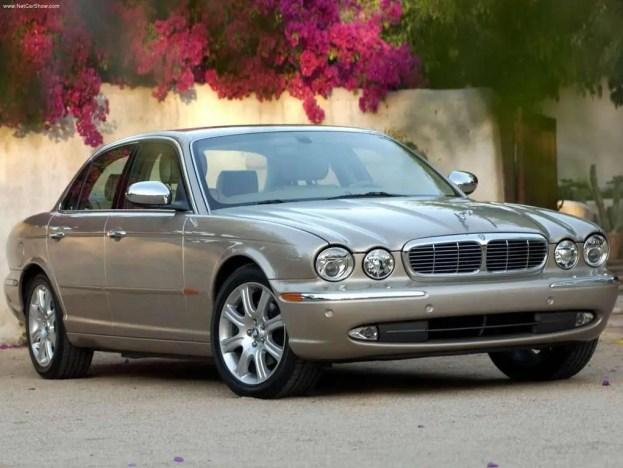 Jaguar XJ8 Vanden Plas - Look Rich for Cheap