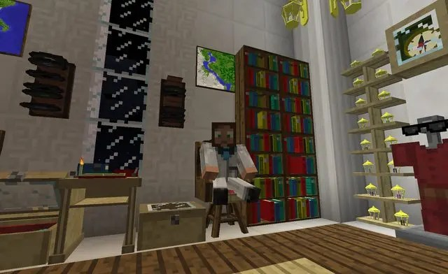 The BiblioCraft Mod - 15 Minecraft Forge Mods That You Must Play