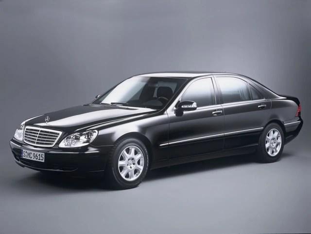 Mercedes S Class - Look Rich for Cheap