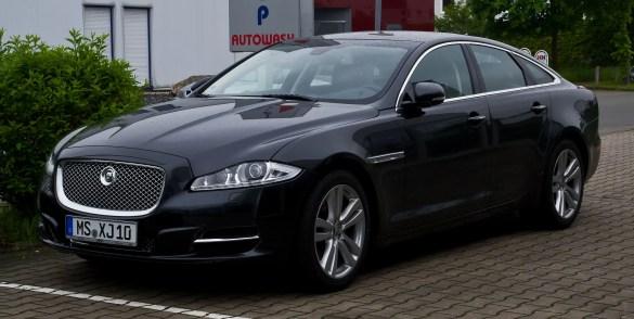jaguar xj - used luxury cars that make you look wealthy