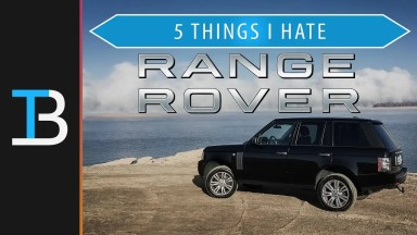 Things I Hate About My Range Rover