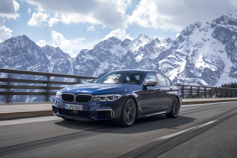 BMW 5 Series - Best Used Luxury Sedans