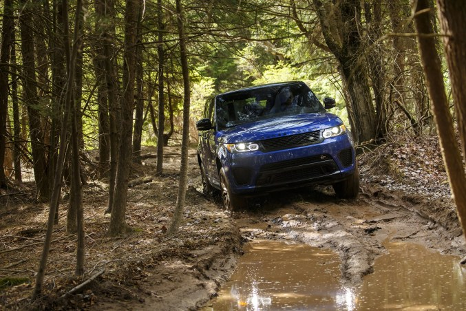 Range Rover Sport - Difference in Land Rover and Range Rover
