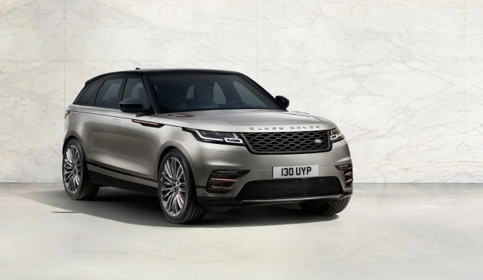 Range Rover Velar - Difference in Land Rover and Range Rover