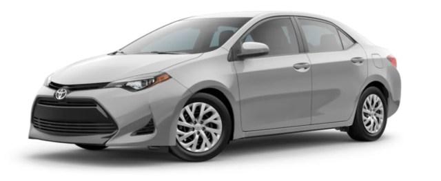 Toyota Corolla - Best New Cars Under $20,000