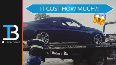 cost to own a bmw 4 series