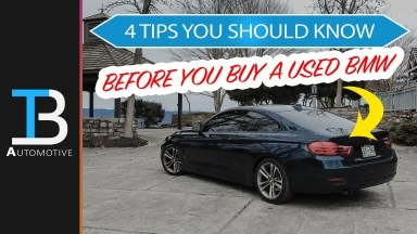 tips for buying a used bmw