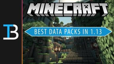 Best Minecraft 1.13 Data Packs