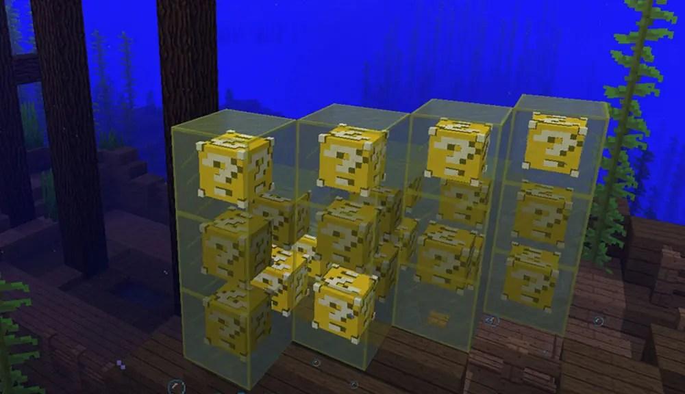 Minecraft 1.13 Data Packs - Lucky Blocks