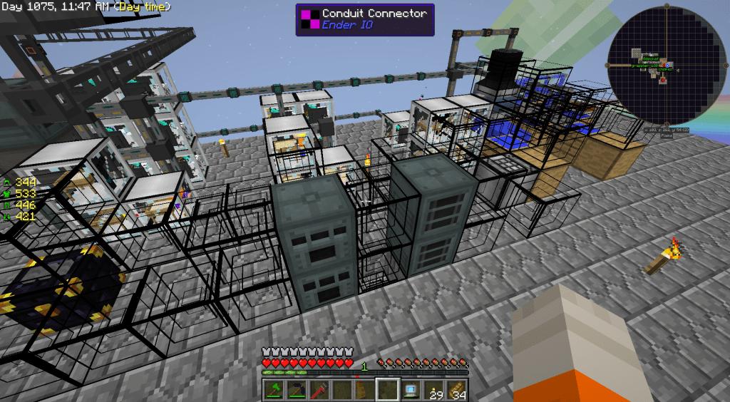 Get Sky Factory 3 in Minecraft