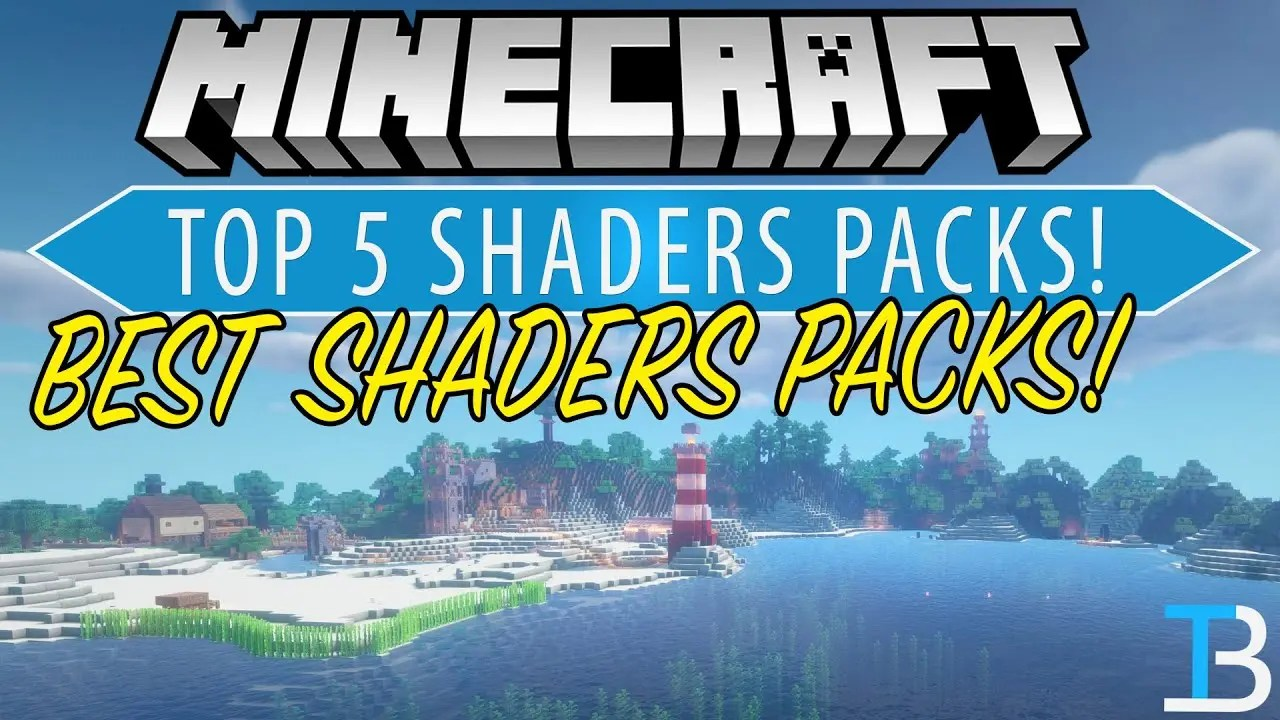 How To Get To The Shaders Pack Folder in Minecraft